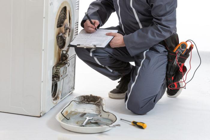 reparaciones de electrodomésticos